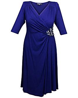 Scarlett & Jo Side Beaded Dress