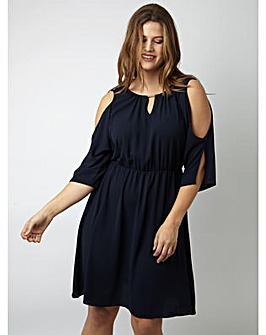 Lovedrobe GB Bell Sleeve Dress