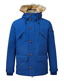 Tog24 Fairmount Mens Milatex/Down Parka