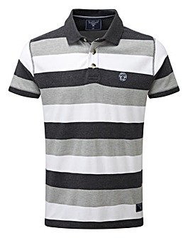 Tog24 Dyson Stripe Mens Polo Shirt