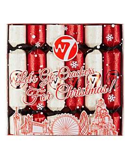 W7 Christmas Crackers Gift Set