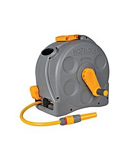 2415 2in1 Comp Enclosed Reel + Hose 25m