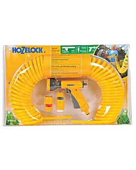 Hozelock Spiral Hose 1-15m