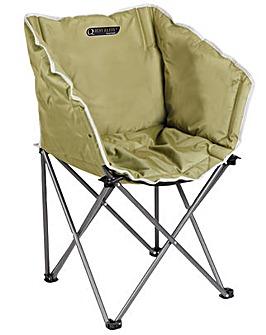 Kent wrap around chair in sage