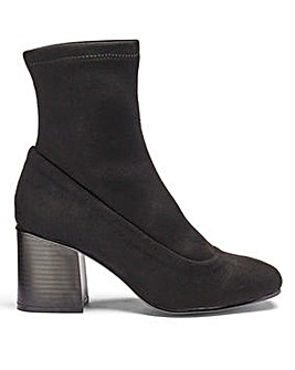 Rosie Stretch Sock Boot EEE