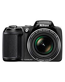 Nikon 20MP 28x Zoom Bridge Camera