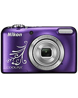 Nikon 16MP 5x Zoom Compact Camera