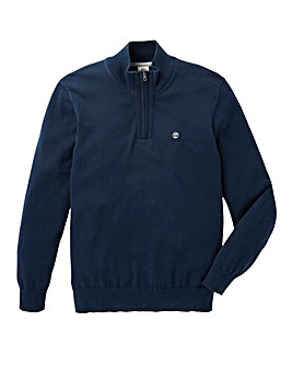 Timberland William River 1/2 Zip Knit