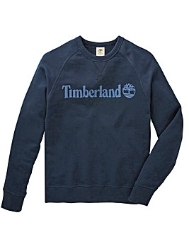 Timberland Logo Crew Sweat