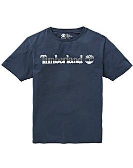 Timberland Logo Story T-Shirt Regular