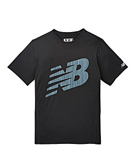 New Balance Accelerate Print Top