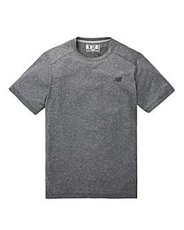 New Balance Tech Short Sleeve T-Shirt R