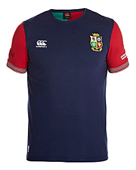 Canterbury Lions Cotton Training Tee