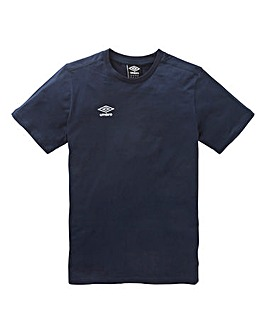 Umbro Small Logo T-Shirt Regular