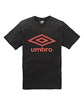 Umbro Large Logo T-Shirt Regular