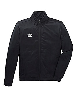 Umbro Tricot Full Zip Tracktop