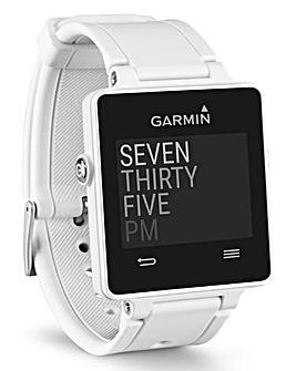Garmin Vivoactive White GPS Smartwatch