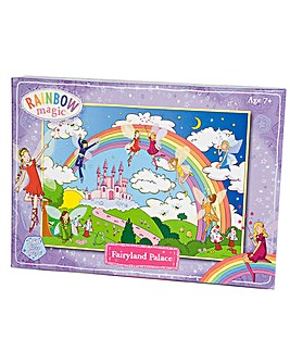 Rainbow Magic Fairyland Palace Jigsaw