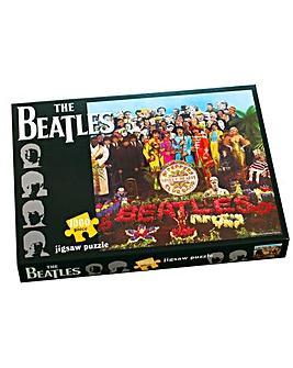 Beatles Sergeant Pepper 1000 Pc Jigsaw