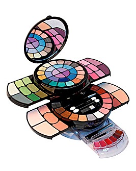 Compact 77-piece Make Up Set