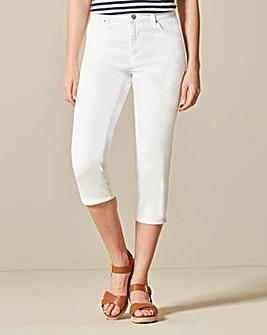 Sadie Relaxed Crop Jeans
