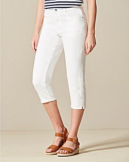 Sadie Relaxed Crop Jeans