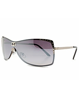 DG Eyewear Black Frame Sunglasses