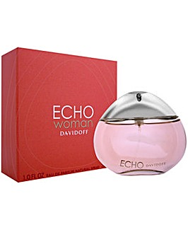 Davidoff Echo Femme EDP Spray 30ml
