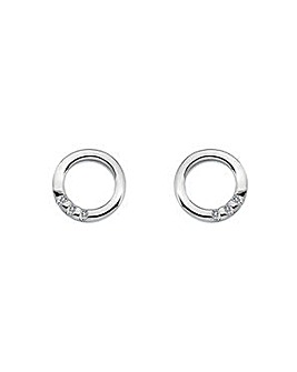Hot Diamonds Halo Earrings