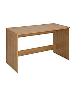 HOME Walton Office Desk - Oak Effect.