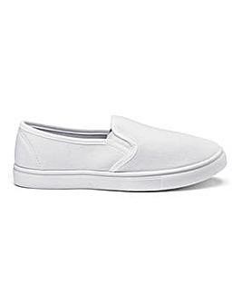 Heavenly Soles Canvas Shoes E Fit