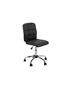 Jarvis Office Chair - Black.
