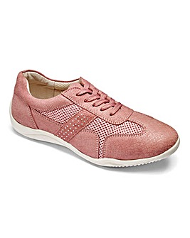 Cushion Walk Lace Up Shoes E Fit