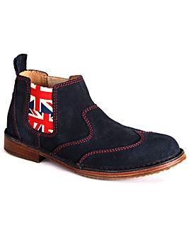 Chatham Ranger Union Jack Chelsea Boot