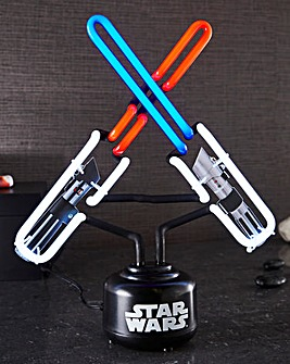 Star Wars Light Saber Neon Light