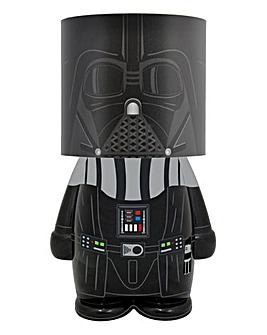Darth Vader Look A Lite Table Lamp