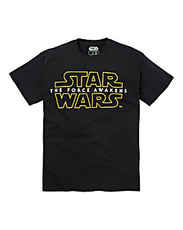 Star Wars VII Logo T-Shirt