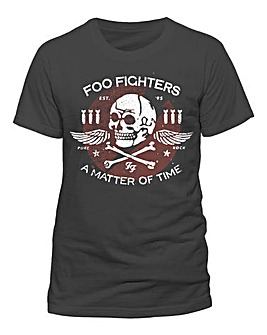 Foo Fighters Gold LogoT-Shirt