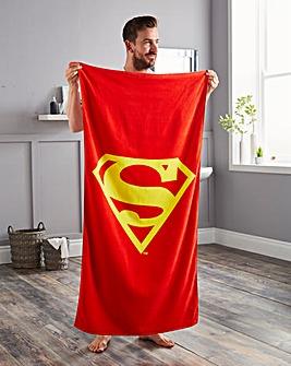 Superman Cape Towel