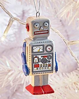 Royal Doulton Toy Robot Ornament