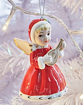 Royal Doulton Toy Angel Ornament