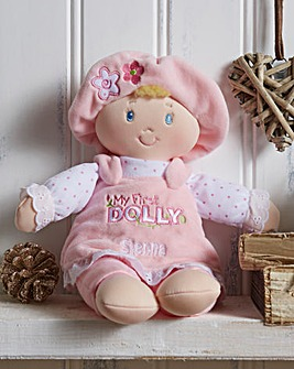 Personalised Gund My 1st Dolly