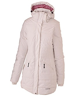 Hi-Tec Valdelen insulated long jacket