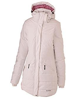 Hi-Tec Valdelen insulated long jacket