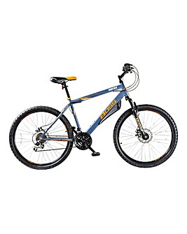 "Boss 26"" Mens Vortex FS Mountain Bike"