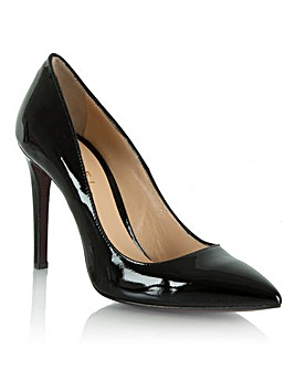 Daniel Modest Pointed Court Shoe