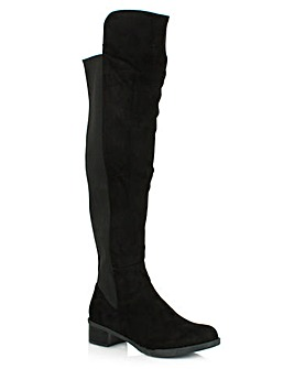 Daniel Wyedale Over The Knee Boot