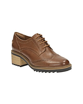 Clarks Balmer Bella Shoes