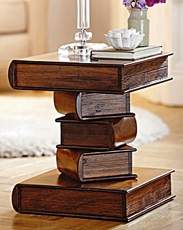 Bookworm Lamp Table