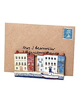 Harbour Street Letter Rack